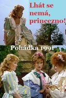 TV program: Lhát se nemá, princezno!