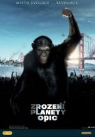 Zrození Planety opic (Rise of the Planet of the Apes)