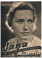 Jana [německá verze] (Jana, das Mädchen aus dem Böhmerwald)