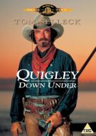 TV program: Quigley u protinožců (Quigley Down Under)