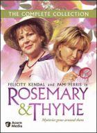TV program: Zločiny v zahradách (Rosemary & Thyme)