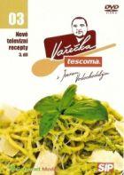 TV program: Nové televizní recepty - Tescoma Vařečka s Ivanem Vodochodským