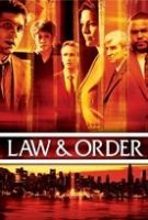 TV program: Právo a pořádek (Law & Order)