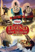 Tomáš a jeho přátelé - Sodorská legenda o ztraceném pokladu (Thomas & Friends: Sodor's Legend of the Lost Treasure)