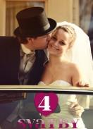 TV program: 4 svatby