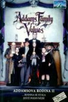 TV program: Addamsova rodina 2 (Addams Family Values)
