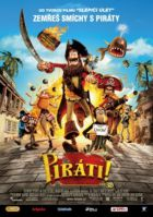 TV program: Piráti! (The Pirates! Band of Misfits)