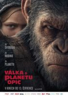 TV program: Válka o planetu opic (War for the Planet of the Apes)