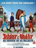 TV program: Asterix a Obelix ve službách Jejího Veličenstva (Astérix et Obélix: Au Service de Sa Majeste)