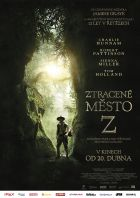 Ztracené město Z (The Lost City of Z)