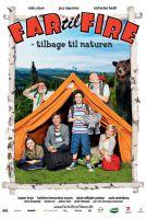 TV program: Čtyři děti a jeden otec V (Far til fire - tilbage til naturen)