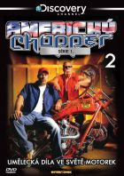 TV program: Americký chopper (American Chopper: The Series)