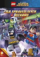 TV program: Lego: DC - Liga spravedlivých vs Bizarro (Lego: DC - Justice League vs Bizarro )
