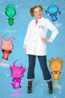 TV program: Nina a neurony (Nina and Neurons)