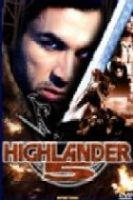 TV program: Highlander 5 (Highlander: The Source)