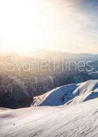 Lyžařské trasy ve Svanetii