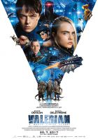 TV program: Valerian a město tisíce planet (Valérian and the City of a Thousand Planets)