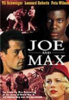 TV program: Souboj o vše (Joe and Max)