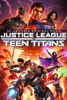 Liga spravedlivých vs Mladí Titáni