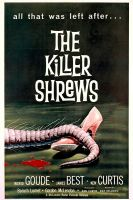 TV program: Vraždící bestie (The Killer Shrews)