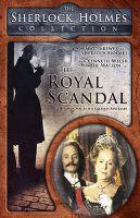 TV program: Skandál v Čechách (The Royal Scandal)