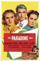 TV program: Případ Paradineová (The Paradine Case)