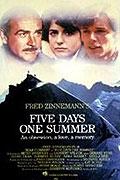 TV program: Pět dní jednoho léta (Five Days One Summer)