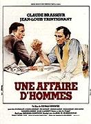 TV program: Mužská záležitost (Une affaire d'hommes)