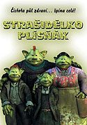 TV program: Strašidélko Plísňák (Fungus the Bogeyman)