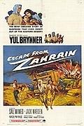 TV program: Útěk ze Zahrainu (Escape from Zahrain)