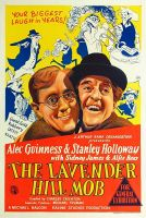 TV program: Zlaté věže (The Lavender Hill Mob)