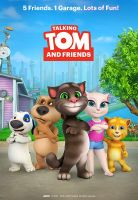 TV program: Upovídaný Tom a přátelé (Talking Tom and Friends)