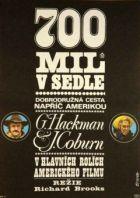 TV program: 700 mil v sedle (Bite the Bullet)