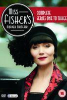 TV program: Vražedné záhady slečny Fisherové (Miss Fisher's Murder Mysteries)