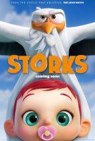 Čapí dobrodružství (Storks)