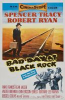 TV program: Černý den v Black Rock (Bad Day at Black Rock)