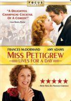 TV program: Velký den slečny Pettigrewové (Miss Pettigrew Lives for a Day)