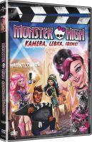 Monster High – Kamera, lebka, jedem! (Monster High: Frights, Camera, Action!)