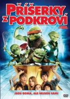 TV program: Příšerky z podkroví (Aliens in the Attic)