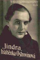 TV program: Jindra, hraběnka Ostrovínová