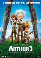 TV program: Arthur a souboj dvou světů (Arthur et la guerre des deux mondes)