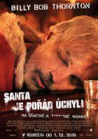 TV program: Santa je pořád úchyl (Bad Santa 2)