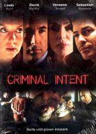 TV program: Zločinné úmysly (Criminal Intent)
