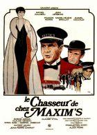 TV program: Vrátný od Maxima (Le chasseur de chez Maxim's)