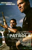 TV program: Patrola (End of Watch)