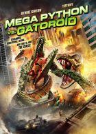 TV program: Megakrajta versus Gatoroid (Mega Python vs. Gatoroid)