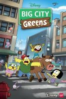 TV program: Greenovi ve velkoměstě (Big City Greens)
