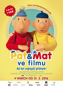 TV program: Pat a Mat ve filmu