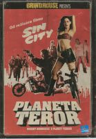 TV program: Planeta Teror (Planet Terror)