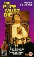 TV program: Papežem proti své vůli (The Pope Must Die)